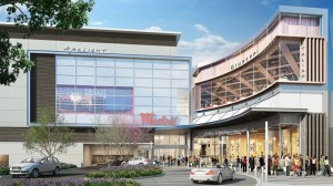 ArcLight Cinema/Westfield Montgomery Mall New Entrance Rendering