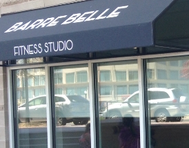 Barre Belle Fitness Studio