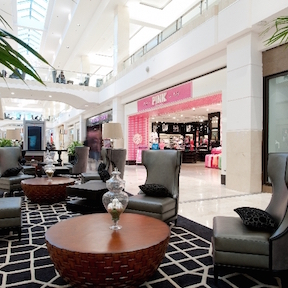 Westfield Montgomery Mall new seating area