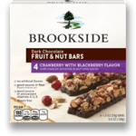 Hershey Brookside Fruit & Nut Bars