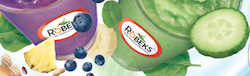 Robeks maple water smoothies