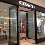 Coach store at Westfield Montgomery Mall