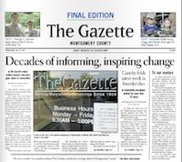 Gazette final edition