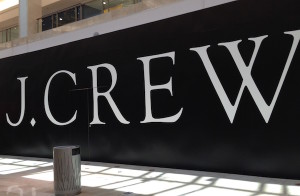 J. Crew moving sign 2