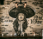 Gringos and Mariachis mural