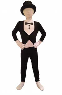 Halloween 2015 - Boy in tuxedo suit