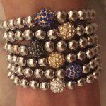 Jodi's Jamboree silver bracelets