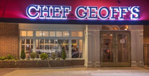 Chef Geoff's on Rockville Pike