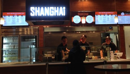 Shanghai Bao Kitchen at Westfield Montgomery Mall