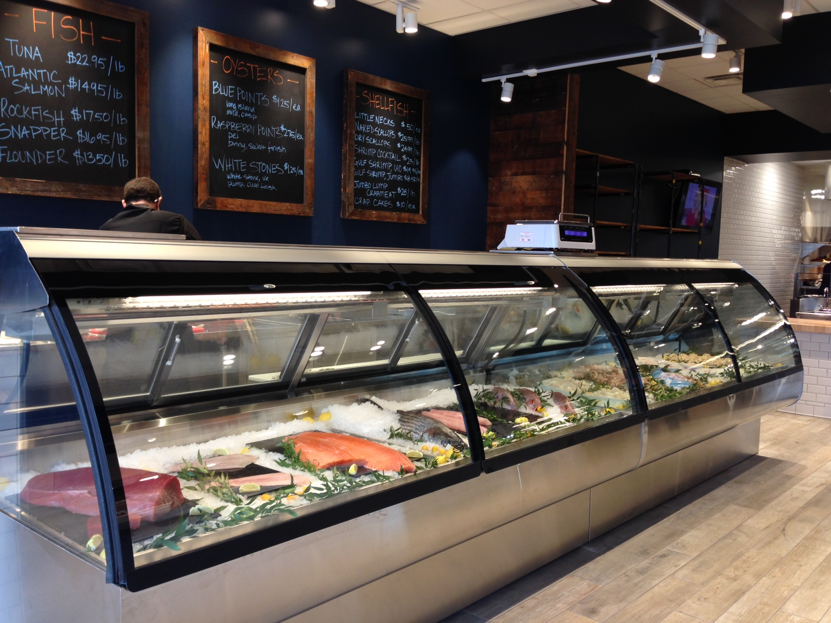 Store reporter the latest scoop on retail and for Fish market maryland