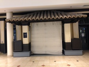 Closed Hollister at Westffield Montgomery Mall