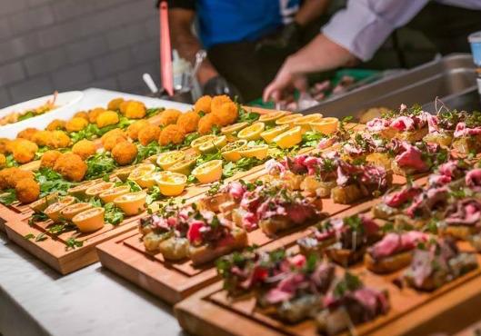 Carluccio's appetizers