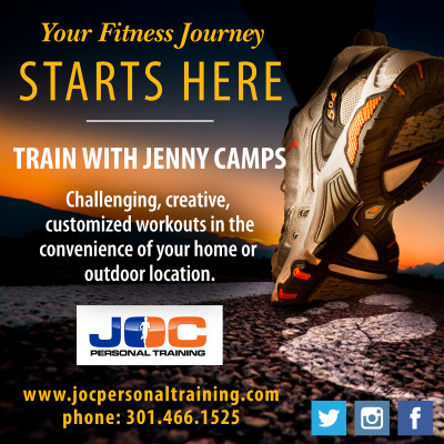 Jenny Camps Personal Training ad: http://www.jocpersonaltraining.com