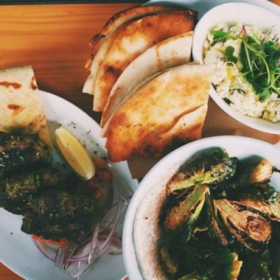 Small plates from Sugo