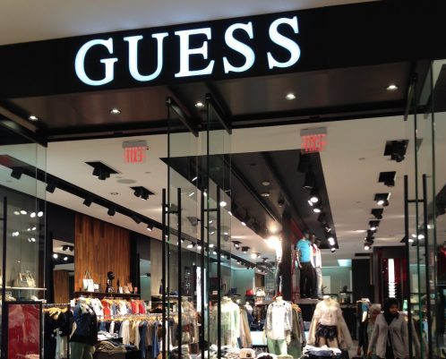 Guess at Westfield Montgomery Mall