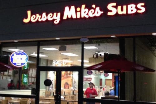 Jersey Mike's Subs at Wintergreen Plaza