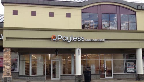 Payless Shoe Source at Federal Plaza