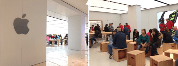 Apple Store at Westfield Montgomery Mall