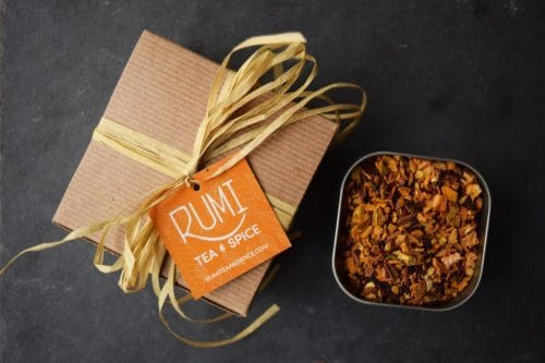Tea from Rumi Tea/Shafa Blends