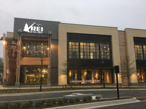New REI store at Pike & Rose