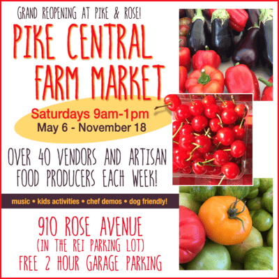Pike Central Farm Market