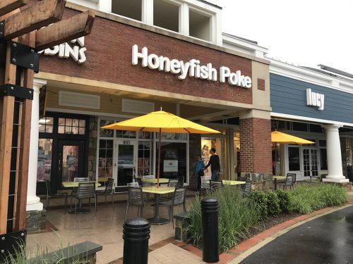Honeyfish Poke at Congressional Plaza in Rockville