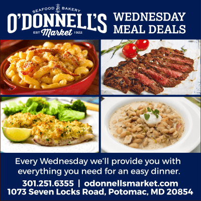 O'Donnell's Market Wednesday Meal Deals: https://odonnellsmarket.com