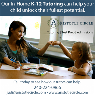 Aristotle Circle K-12 tutoring: http://www.aristotlecircle.com/tutoring-services