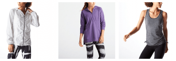 Activewear from Lucy