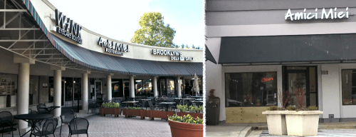 Amici Miei at Potomac Woods Plaza and Rockville
