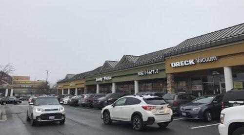 Oreck vacuum store at Federal Plaza