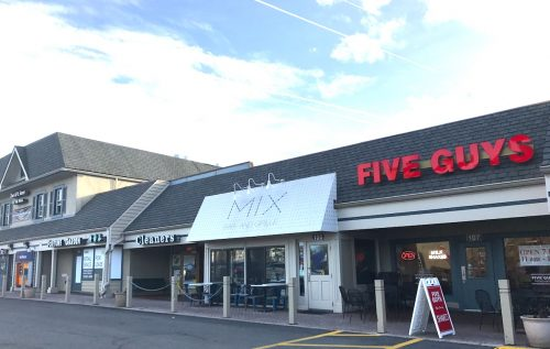 Mix Closes In Potomac Village Plus More Mall Exits And A