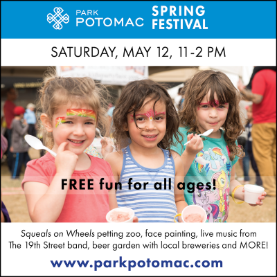 Park Potomac Spring Festival: https://www.facebook.com/ParkPotomac/photos/gm.2102122509827843/904350456426023/?type=3&theater