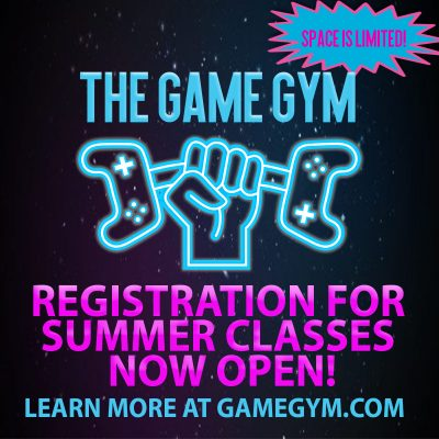 The Game Gym: https://gamegym.com