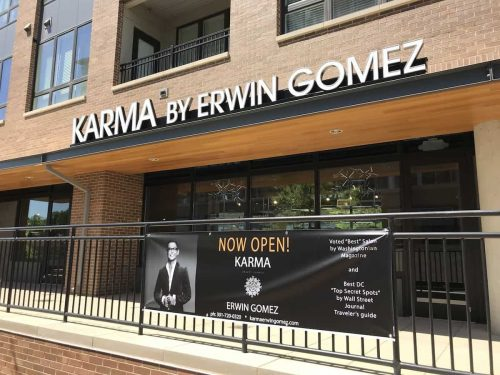 Karma by Erwin Gomez at Park Potomac