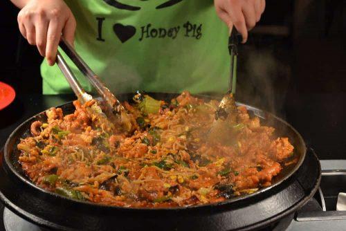 Honey Pig Korean BBQ